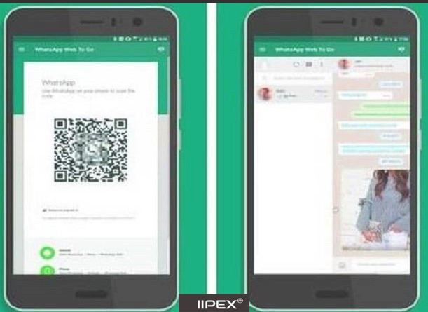 Mobile Client For WhatsApp